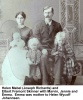 Elbert and Helen Skinner with children Marvin, Jennie, and Emma