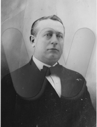 Andrew Peters ABT 1915