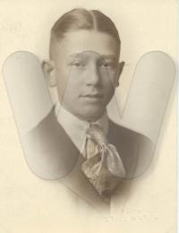 High school graduation 1919 Lincoln School, Stillwater MN