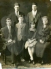 Louis (Michael Loudericum) Bradley and Clara and sons, Herman and William and Ethel