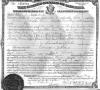 Cornelius Peters Naturalization 1921