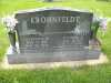 Clifford and Yvonne headstone